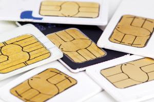various-sim-cards