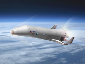 spaceplane xs-1