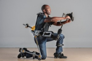 Navy Exoskeleton
