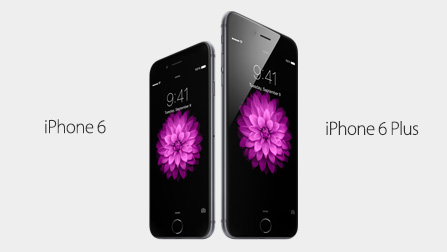 Apple Announces iPhone 6 and iPhone 6 plus
