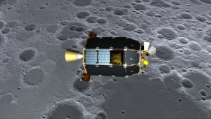 NASA LADEE Mission