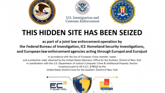 Feds Seize Silk Road 2 and several other Dark Web markets