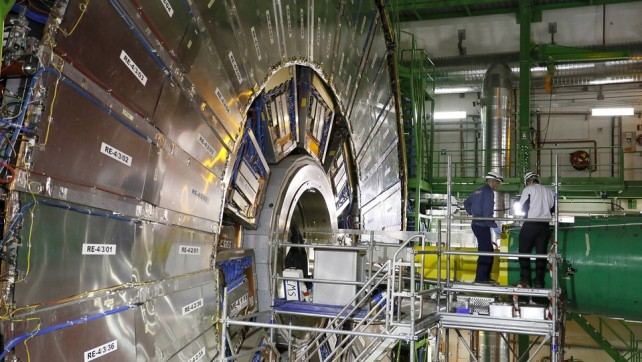 CERN: Hadron Collider used to Find Two New Subatomic Particles.