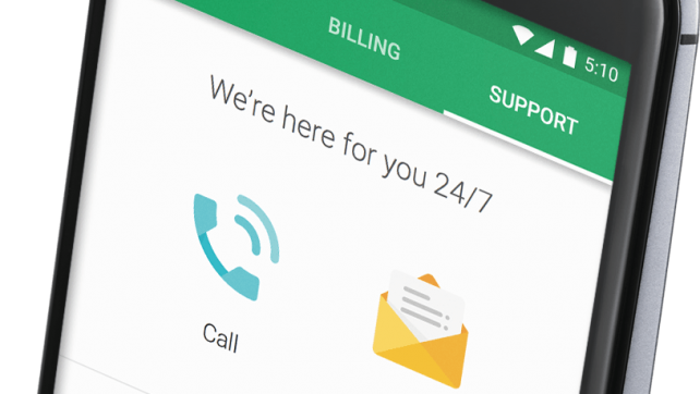 """Google's """"Project Fi"""" Wireless Smartphone Service Offers Data At $10/GB, Will Credit You For Unused Data"""