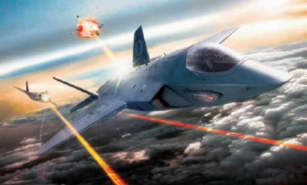 Air Force Wants to Fire Lasers from Aircraft by 2023