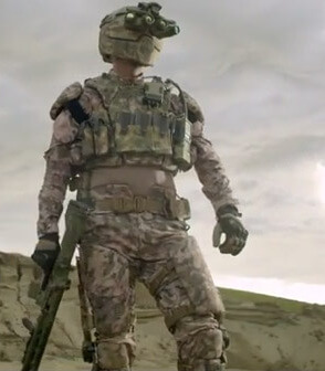 Firms Pitch Exoskeletons and Body Armor for SOCOM's Iron Man Suit